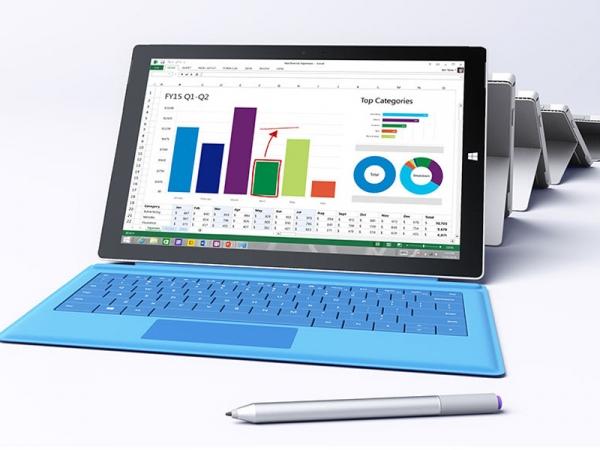 Surface Pro 5 về Việt Nam: giá 25 triệu đồng