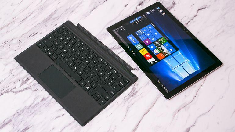 Sửa chữa, thay thế máy tính bảng Microsoft Surface Pro 4