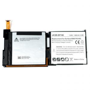 Pin surface rt1 nhập Mỹ Fulll VAT
