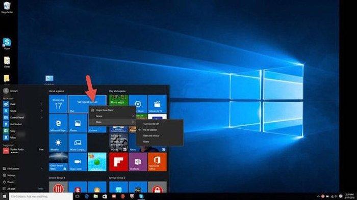 Thủ thuật Windows 10 tiện ích hay có thể bạn chưa biết