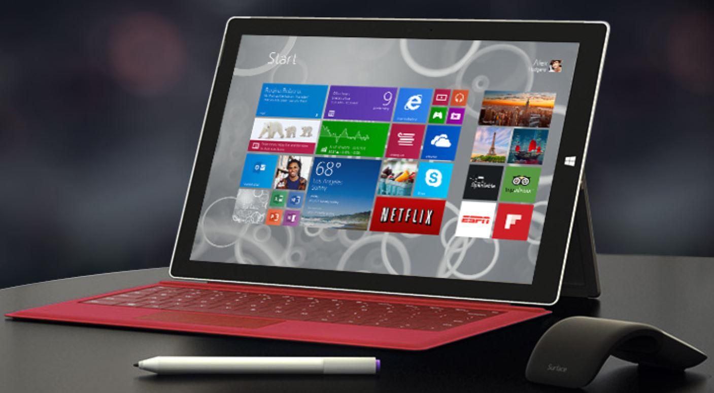 Cách khắc phục 9 lỗi thường gặp trên Surface Pro 3