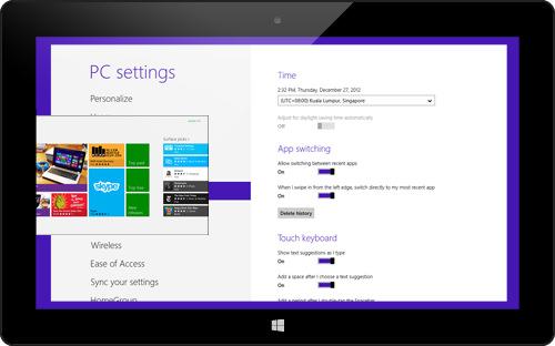 10 thao tác giúp 'làm chủ' Surface RT cho người mới (phần 2)