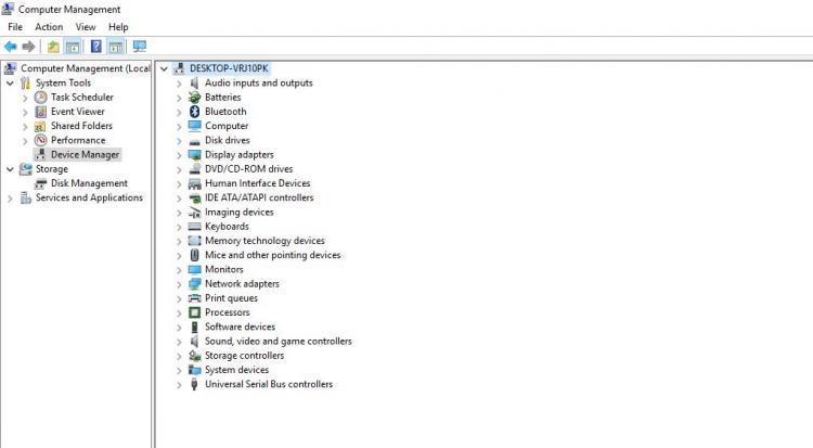 Hướng dẫn khắc phục lỗi Surface không nhận bàn phím