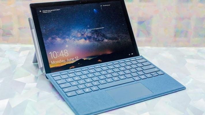 Khi nào bạn cần thay màn hình Microsoft Surface?