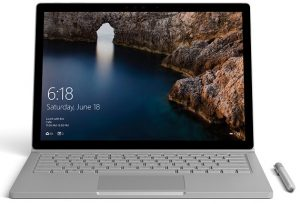 Surface Book 1 Core i7 RAM 16GB SSD 512GB