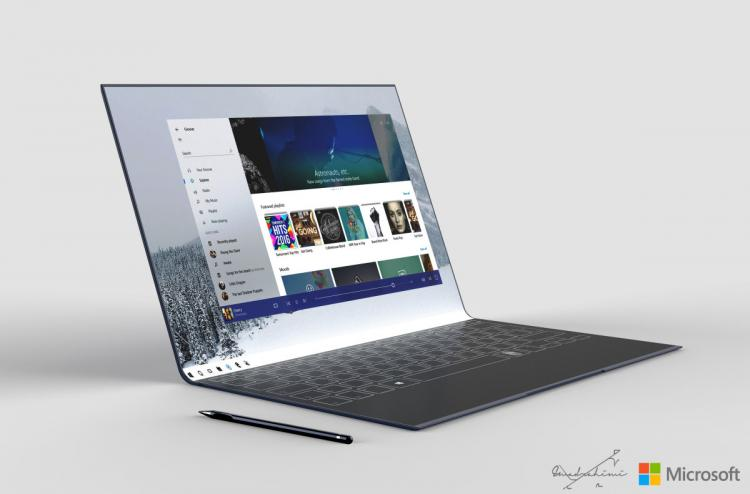 Thiết kế sáng tạo của Surface Laptop đánh giá cao hơn Macbook