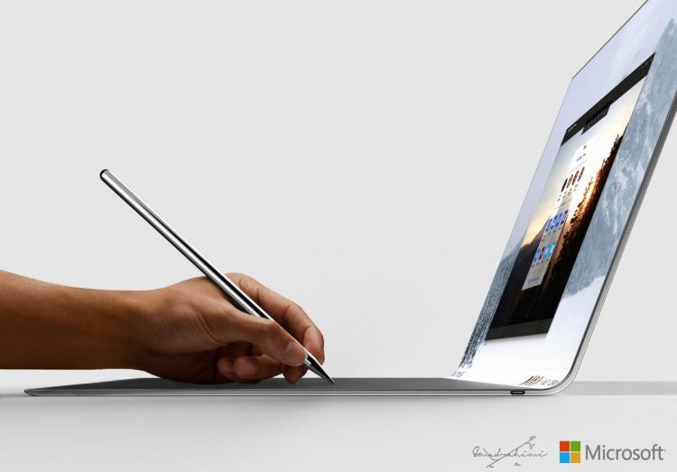 Thiết kế sáng tạo của Surface Laptop đánh giá cao hơn MacBook hình 2