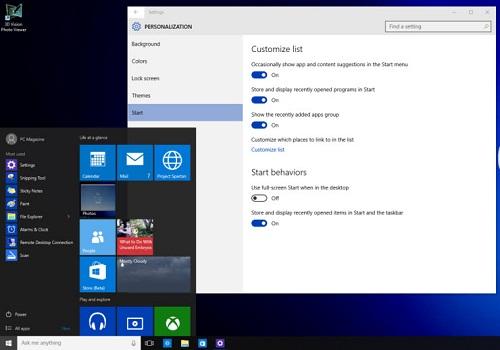 4 thủ thuật hay trên Windows 10 trong Surface mà bạn cần biết