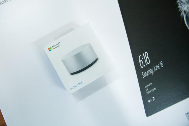 Bật mí những thủ thuật với Surface Dial trên Surface Studio