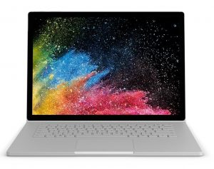 Surface Book 2 Core i5 RAM 8GB SSD 256GB (Like New)