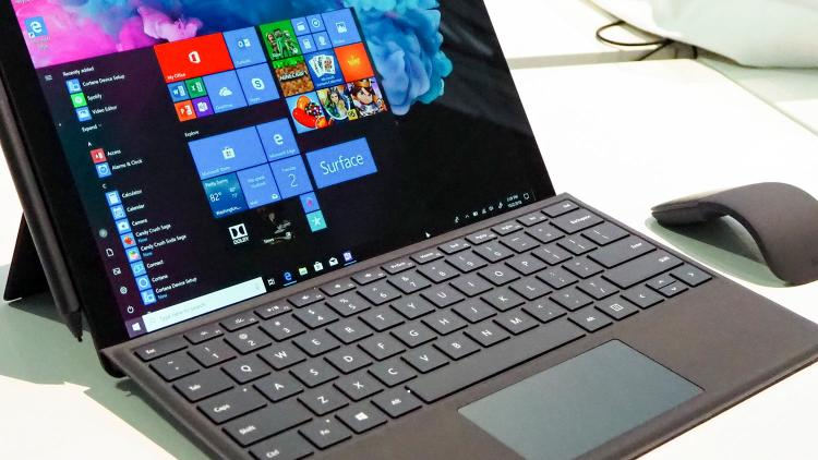 Surface Pro 6 so với Surface Go