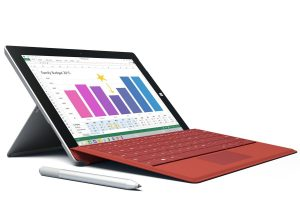 Surface 3 – RAM 4GB / SSD 64GB / Intel Atom X7