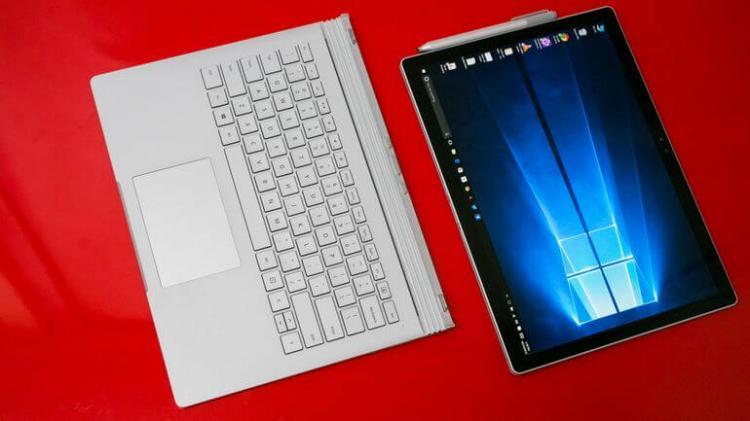 2 lý do cho thấy Surface Book cũ đáng mua hơn MacBook cũ hình 1