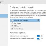 Surface Pro 3 treo UEFI cài đặt, và bạn gặp lỗi dừng, lỗi đĩa và các vấn đề về hiệu năng